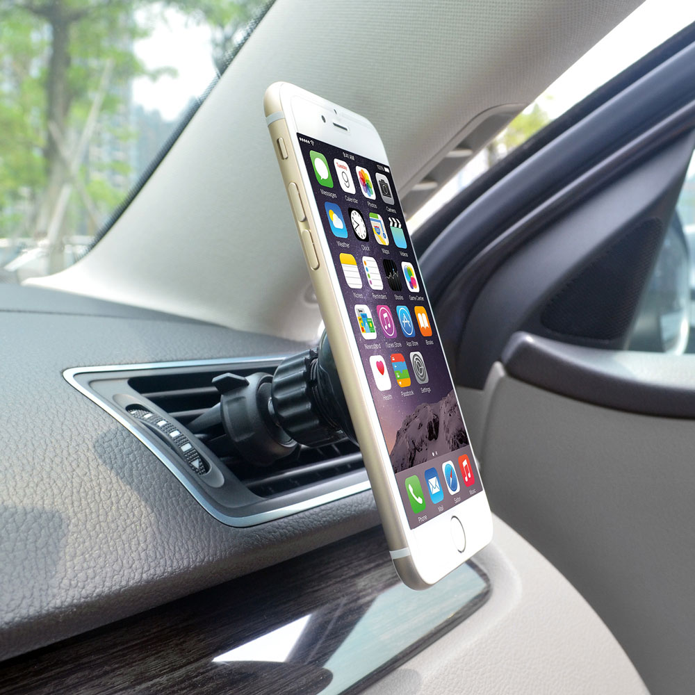 Air Vent Magnetic Phone Mount, Cell Phone Car Mount Holder with